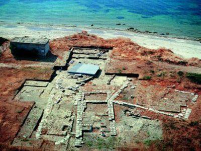 Αρχαία πόλη της Μενδή
