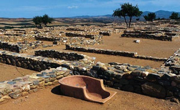 Αρχαία πόλη της Ολύνθου