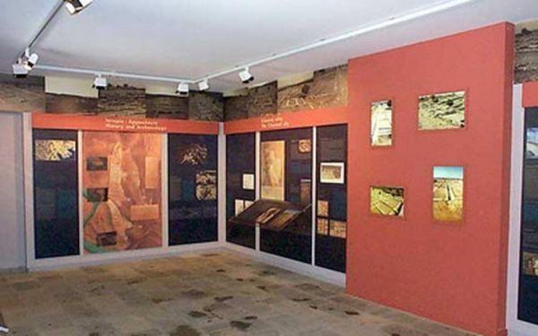 Αρχαιολογικό μουσείο Ολύνθου