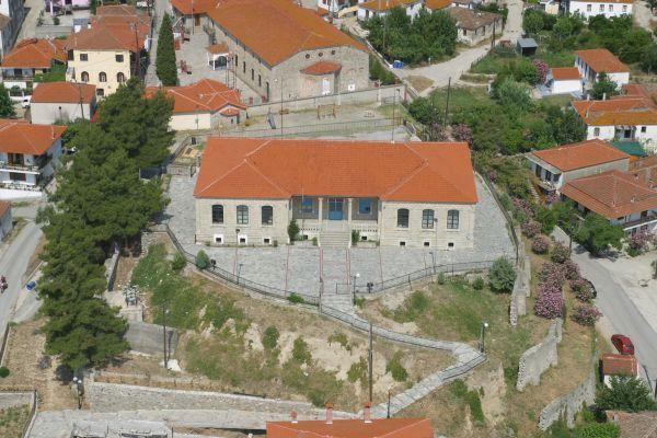 Παλιό Δημοτικό Σχολείο στη Συκιά