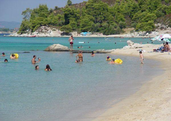 Ακτή Καλογριάς