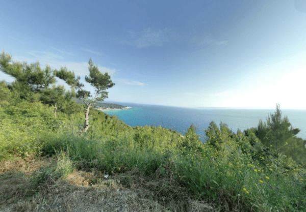 Ακτή Πλατανιτσι | Πανοραμική 360