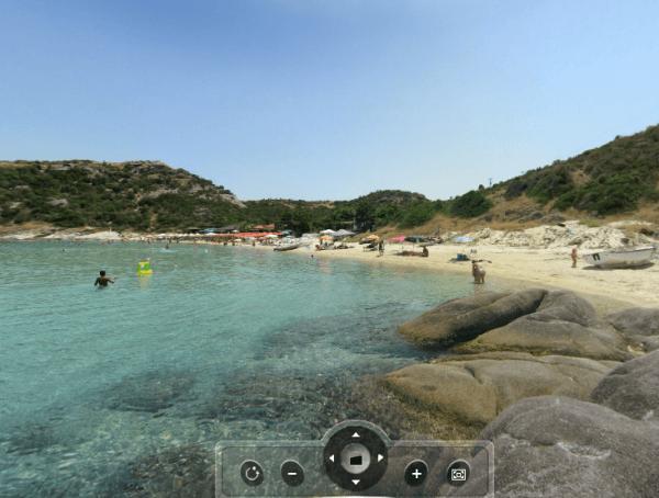 Ακτή Κληματαριά 2 | Πανοραμα 360