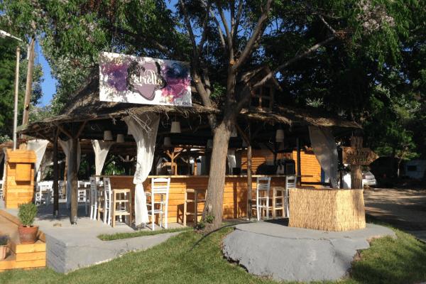 Estrella Beach bar