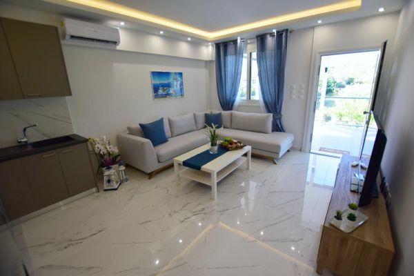 Toroni 3BD Suite, luxury experience