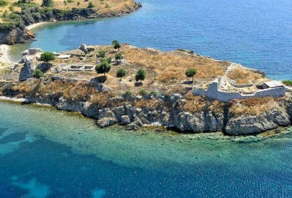 Αρχαία πόλη της Τορώνης