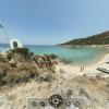Ακτή Κληματαριά 1   Πανοραμα 360